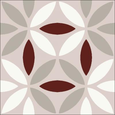 Цементная плитка Luxemix. Коллекция Etnico. Арт.: etn_13c1