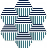 Коллекция Hexagon. Арт.: hex_07c2