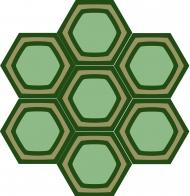 Коллекция Hexagon. Арт.: hex_19c3