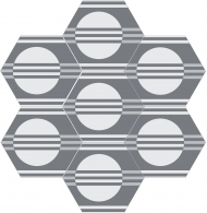 Коллекция Hexagon. Арт.: hex_16c3