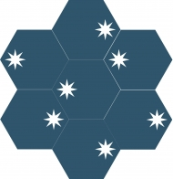 Коллекция Hexagon. Арт.: hex_24c1