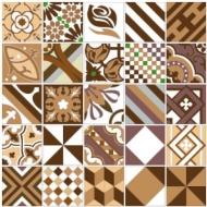 Patchwork. Арт.: brown